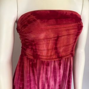 Boston Proper Dresses - 🌵Boston Proper tie-dye Maxi dress   sz small